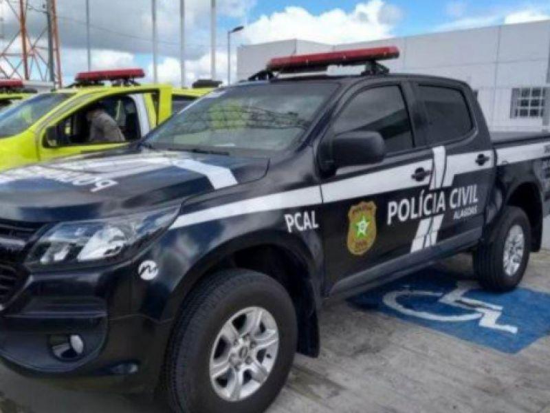 Jovem suspeito de ostentar armas e dinheiro nas redes sociais é preso no Agreste de Alagoas
