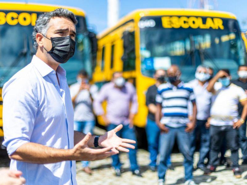 Meu Transporte Novo vai beneficiar mais de 75 mil alunos que dependem de ônibus escolar em AL