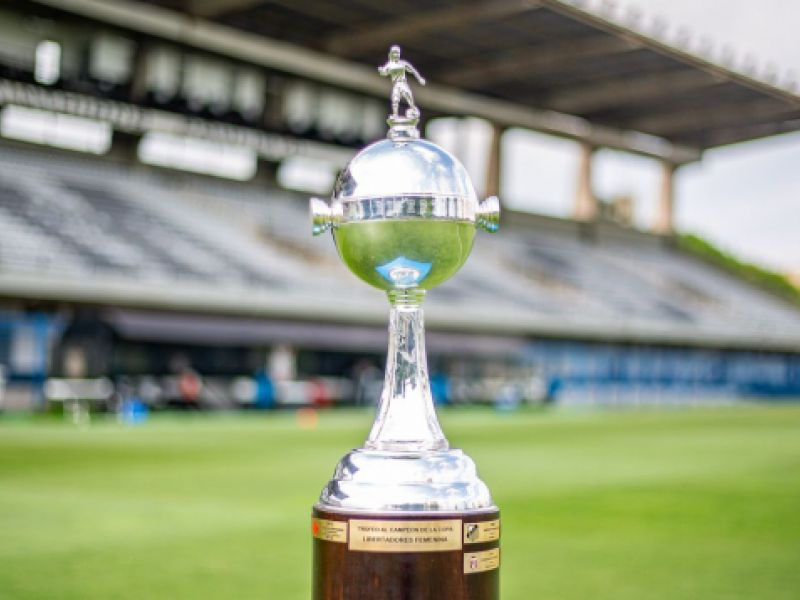 Conmebol sorteia grupos da Copa Libertadores da América Feminina nesta sexta (24)