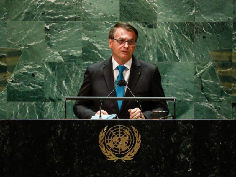 Presidente destaca, na ONU, ações do Brasil na transição energética