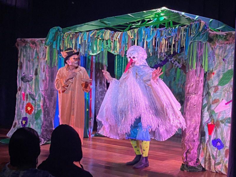 Artes circense, da dança e musical animam aracajuanos e turistas no Centro Cultural