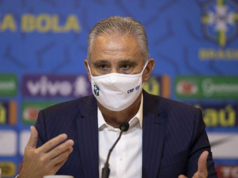 Com jogadores do futebol inglês, técnico Tite convoca seleção brasileira