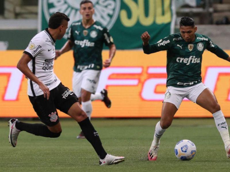 Corinthians e Palmeiras disputam Dérbi na 22ª rodada do Campeonato Brasileiro