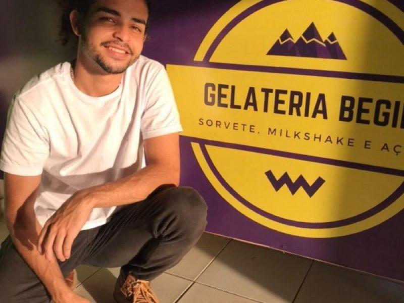 Empreendedorismo Juvenil: Gelateria torna-se point em bairro de Penedo