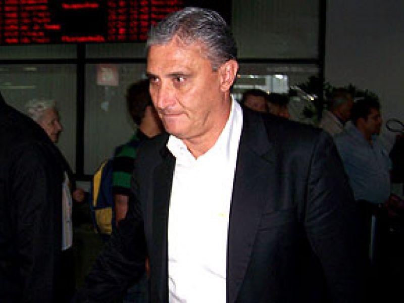 Tite não é mais o técnico do Internacional de Porto Alegre