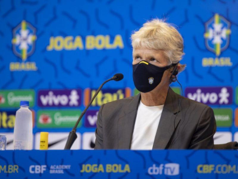 Pia Sundhage convocará Seleção Feminina nesta terça-feira para os jogos diante da Austrália