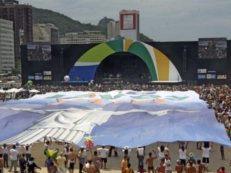 Olimpíadas de 2016 serão no Rio de Janeiro