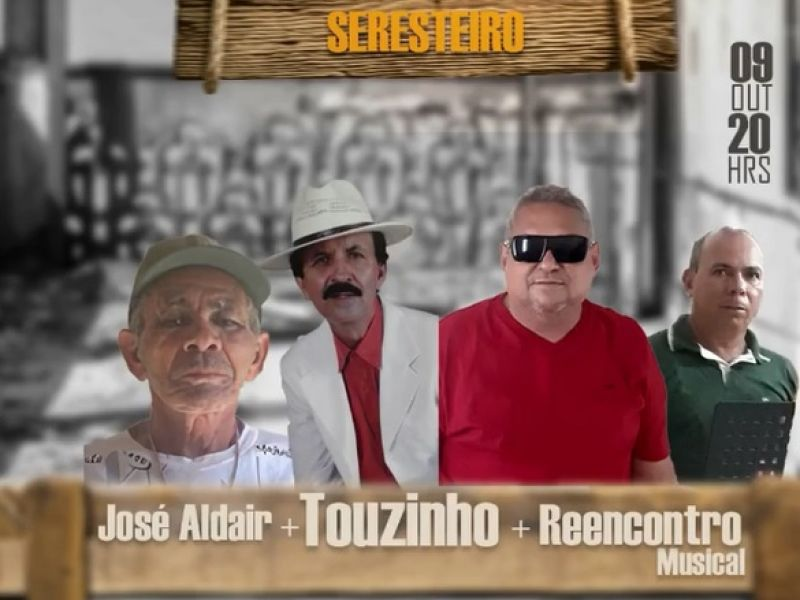 Agenda Cultural: final de semana terá diversas atrações musicais em Penedo