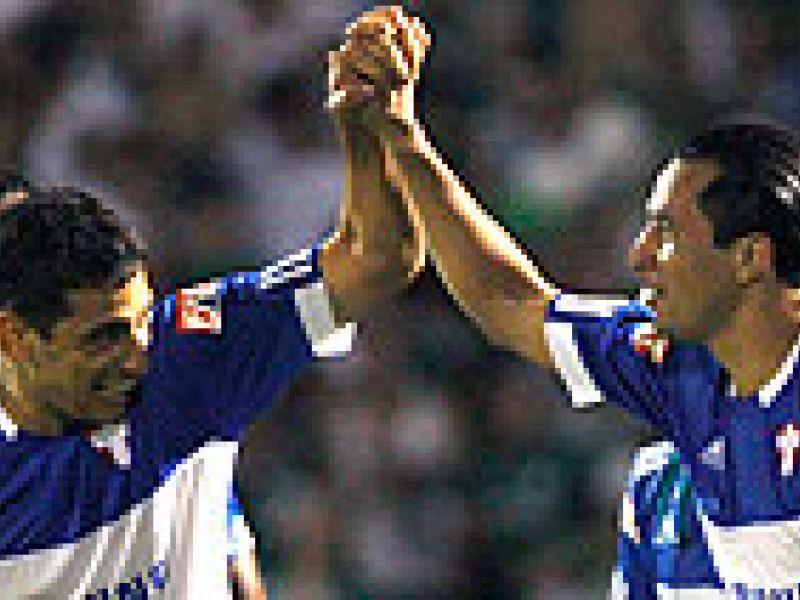 Palmeiras segue cada vez mais líder