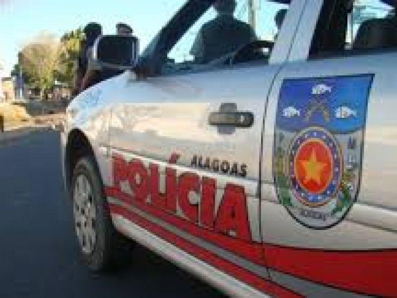 Ex-presidiário é preso após ser flagrado com arma de fogo no distrito da Pindorama