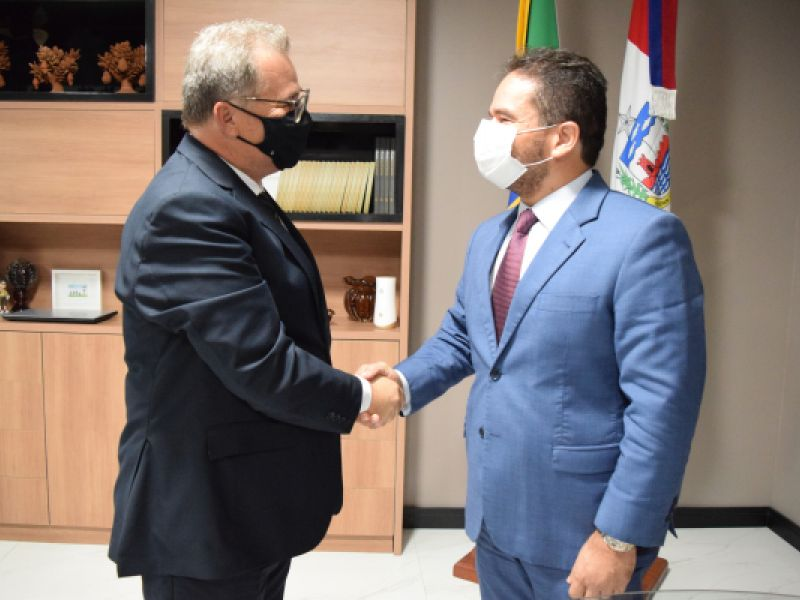 Charles Alves é o novo procurador-geral do Poder Legislativo de Alagoas