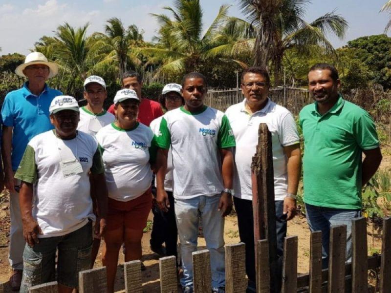Cursos profissionalizantes e capacitações qualificam moradores da zona rural de Penedo