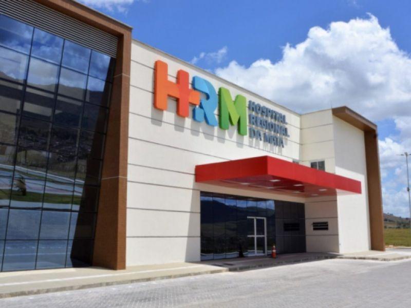Atendimento humanizado marca o 1º ano de funcionamento do Hospital Regional da Mata