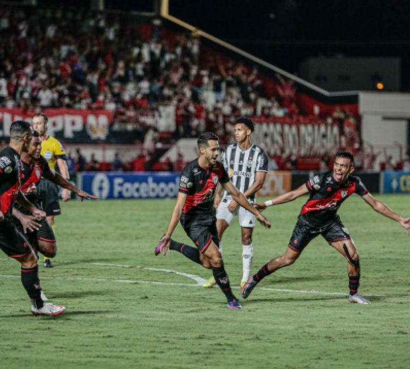 Líder do brasileirão, Atlético-MG, tropeça diante do Atlético-GO na 27ª rodada