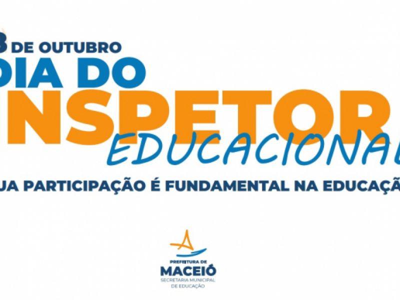 Educação promove evento nesta segunda (18) para homenagear inspetores educacionais