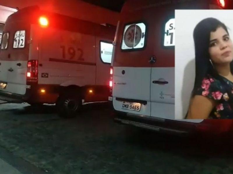 Ao retornar de Penedo, jovem sofre acidente na garupa de mototáxi e morre em Neópolis-SE