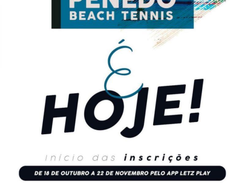 Inscrições para 1º Open Beach Tennis de Penedo podem ser feitas a partir de hoje
