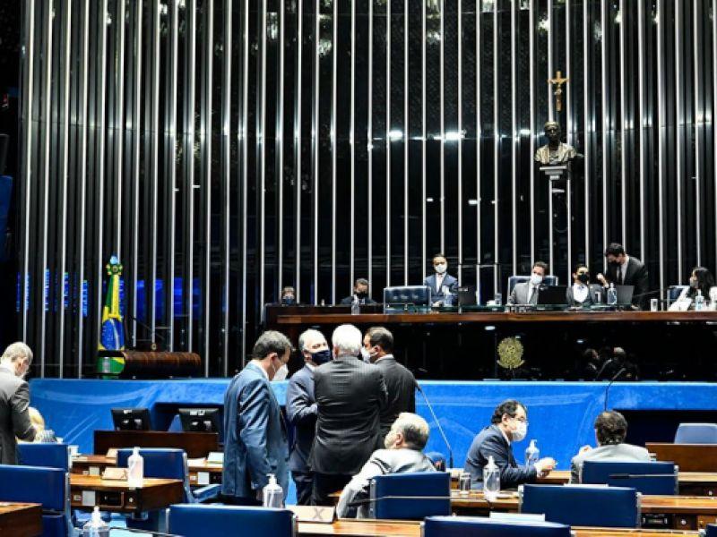 Senado pode antecipar em cinco anos meta de zerar desmatamento e reduzir emissão de gases