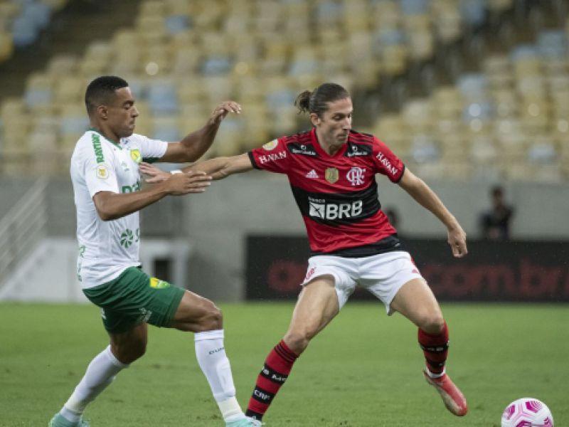 Flamengo fica no 0 a 0 com o Cuiabá no Maracanã, pelo campeonato brasileiro