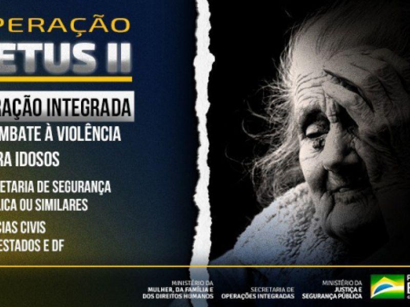 Ação nacional inicia apuração de casos de violência contra idosos