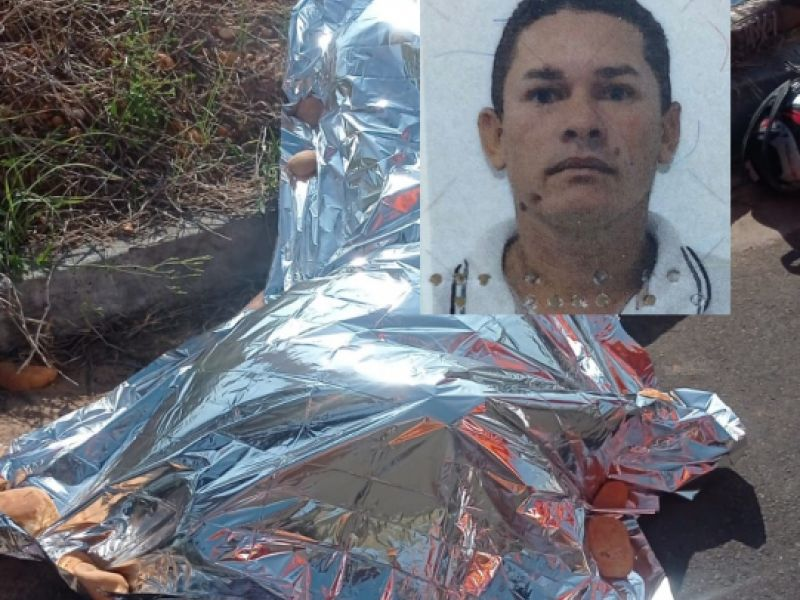 Mototaxista é executado a tiros em Penedo; moto da vítima foi levada