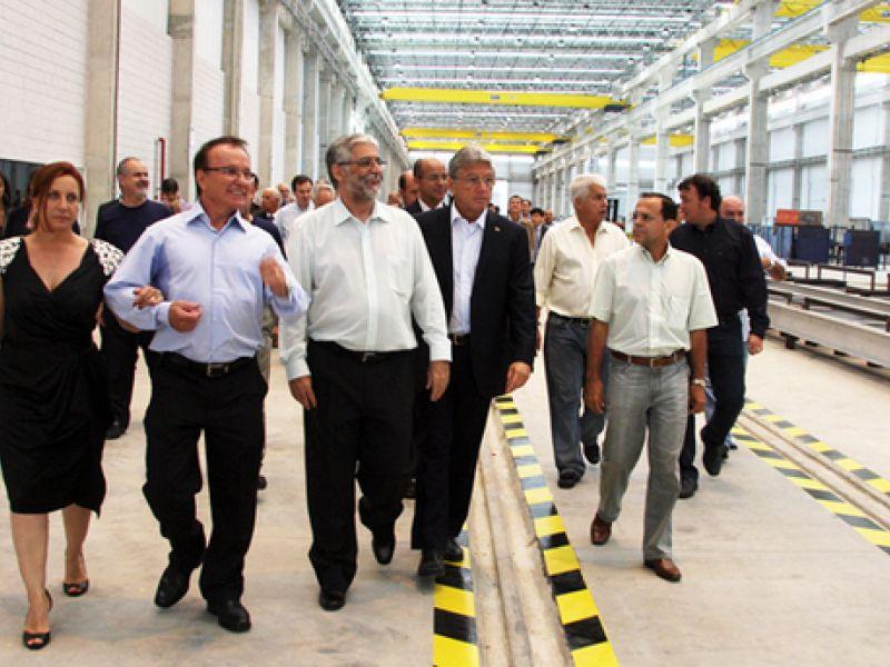 Fábrica Jaraguá traz R$ 86 milhões em investimentos