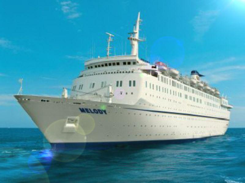 Temporada de cruzeiros marítimos começa nesta segunda-feira