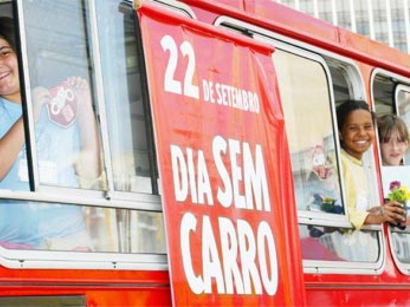22 de setembro é o Dia Mundial Sem Carro