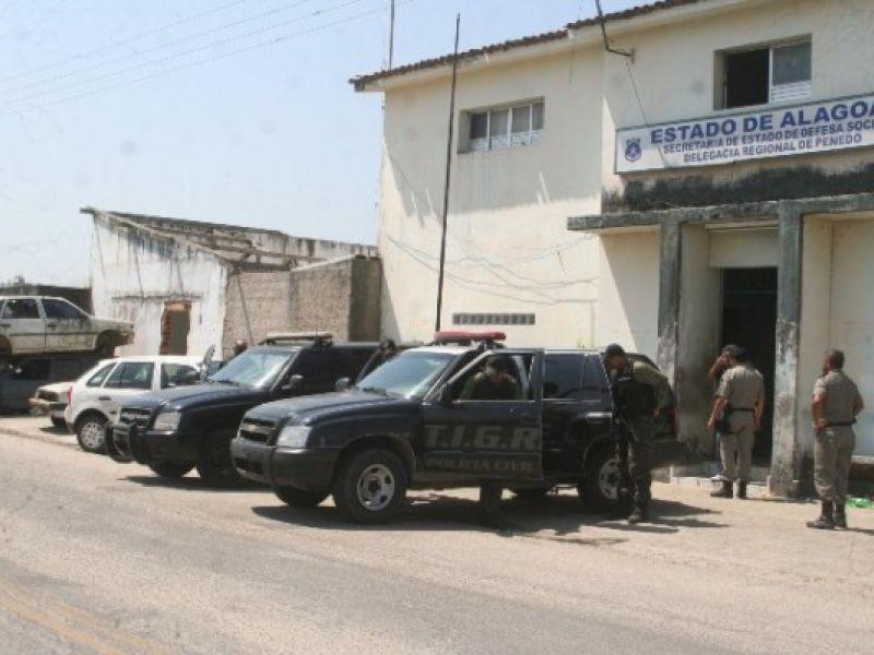 Sindpol pede interdição da delegacia regional de Penedo