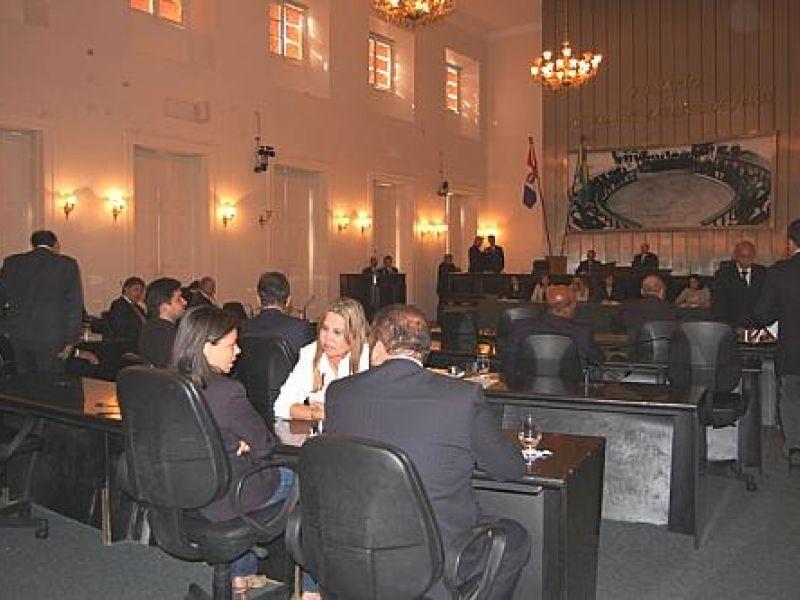 Depois da eleição, Assembleia Legislativa retoma trabalhos