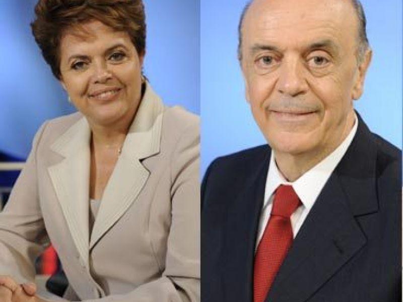 Ibope: Dilma tem 49% e Serra 43%