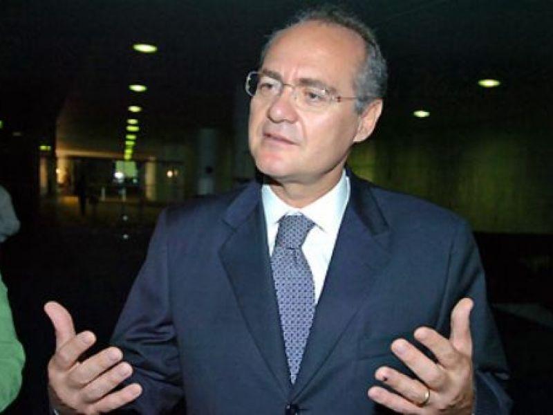 Renan vê contradições no projeto dos 'royalties'