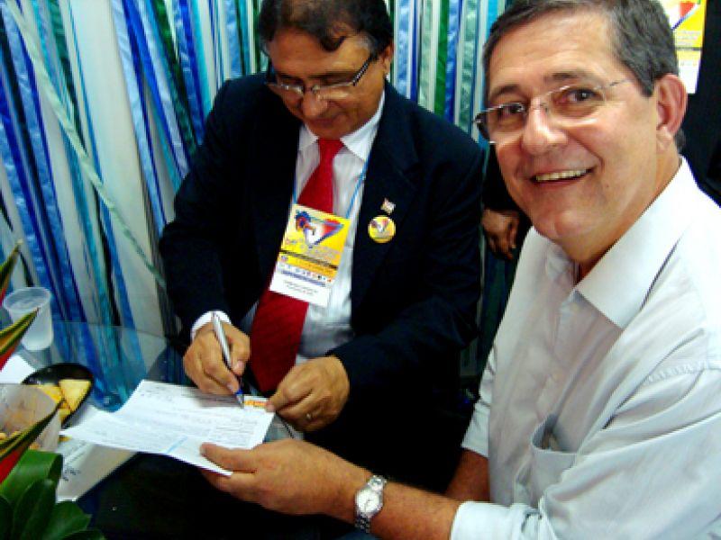 PPS de Alagoas recebe filiação de Raimundo Barreto