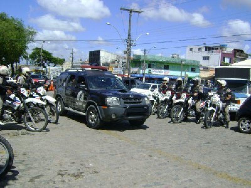 Polícia Militar deflagra Operação Urano em Maceió
