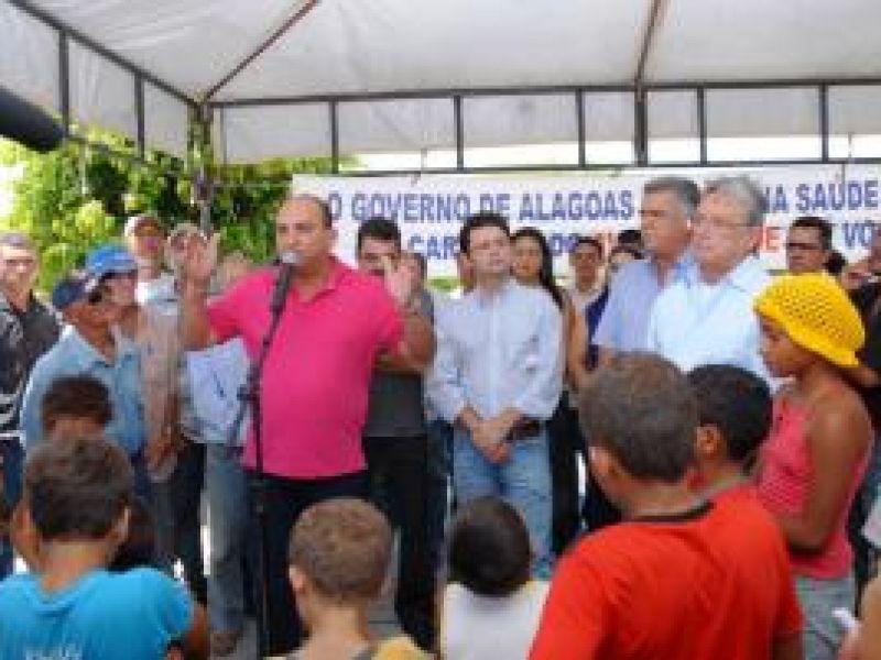 Municípios do Sertão ganham reforço nas ações de Saúde