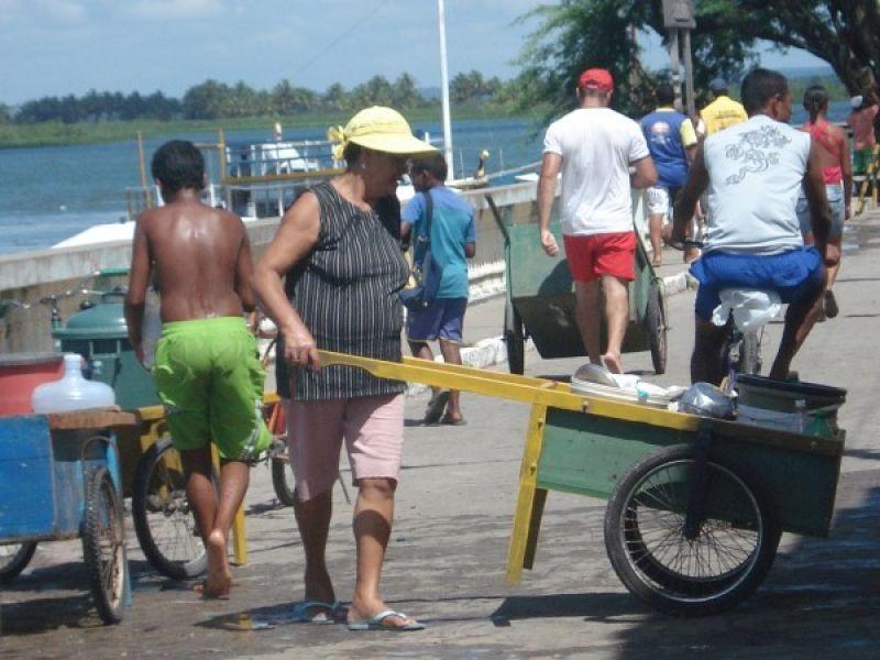 Piaçabuçu sofre mais uma vez com falta d'água