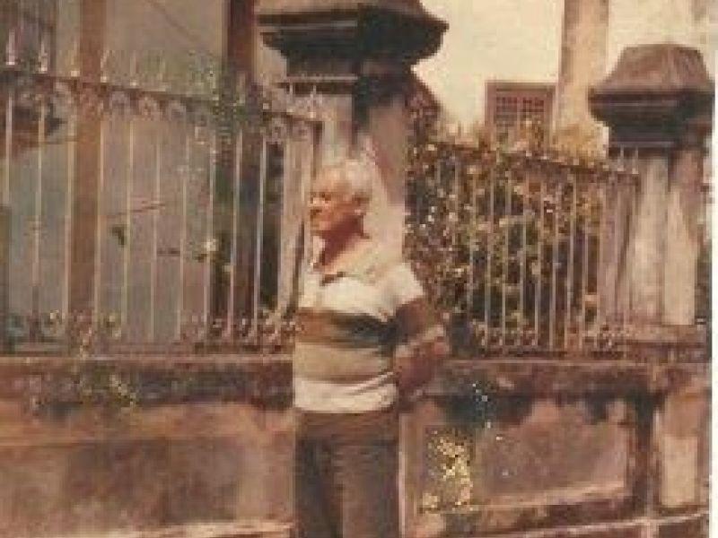 José Vécio dos Mártyres – 100 anos